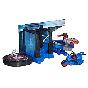 Captain America Tower Defense Playset - Marvel's Avengers: Age of Ultron 630509279326P