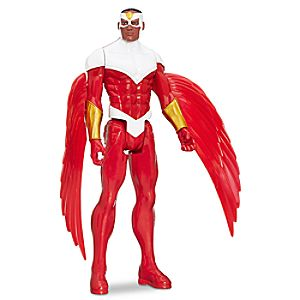 Falcon Action Figure - Marvel Titan Hero Series - 12