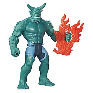 Green Goblin Action Figure - Ultimate Spider-Man vs. The Sinister Six - 6'' 630509391202P