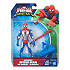 Armored Spider-Man Action Figure - Ultimate Spider-Man vs. The Sinister Six - 6''