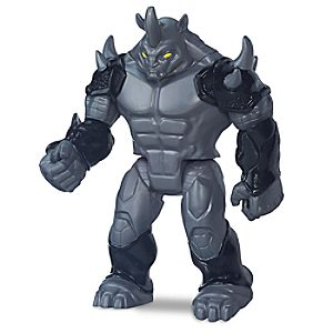 Marvel's Rhino Action Figure - Ultimate Spider-Man vs. The Sinister Six - 6'' 630509391257P