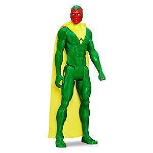 Marvels Vision Action Figure - Marvel Titan Hero Series - 12