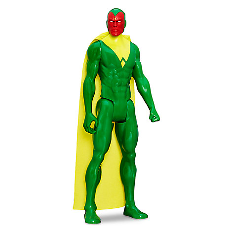 Marvel's Vision Action Figure - Marvel Titan Hero Series - 12''