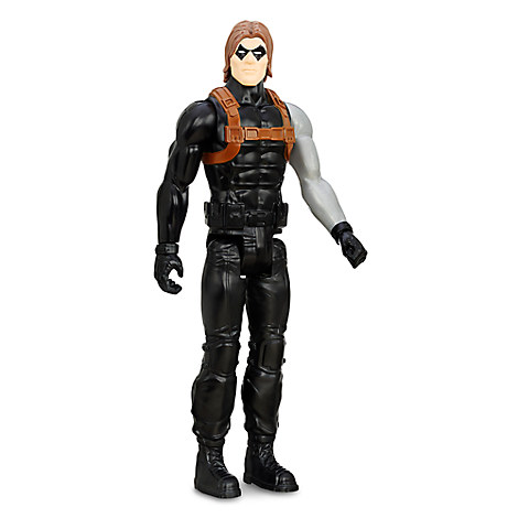 Winter Soldier Action Figure - Marvel Titan Hero Series - 12''