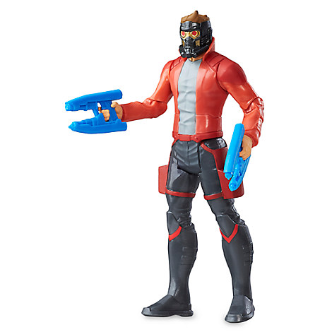Star-Lord Action Figure by Hasbro - Guardians of the Galaxy - 6''