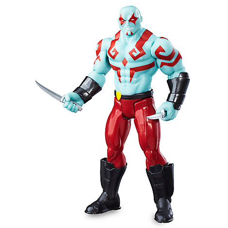 Drax Action Figure by Hasbro - Guardians of the Galaxy - 6''