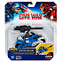 Winter Soldier Action Figure with Blast-Action Cycle - Captain America: Civil War