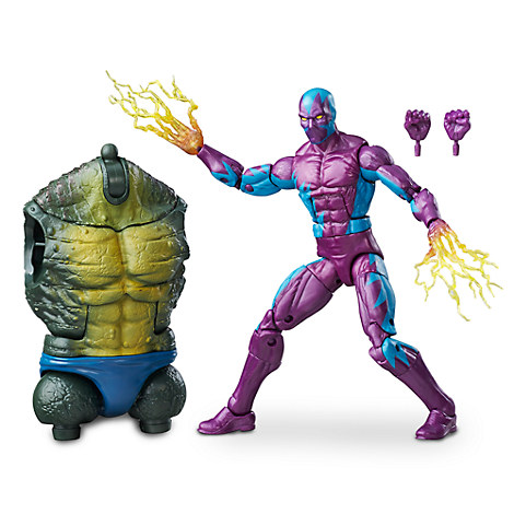 Eel Action Figure - Build-A-Figure Collection - Captain America - 6''