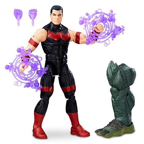 Wonder Man Action Figure - Build-A-Figure Collection - 6''