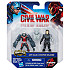 Marvel's Captain America: Civil War Action Figure Set - Winter Soldier and Ant-Man