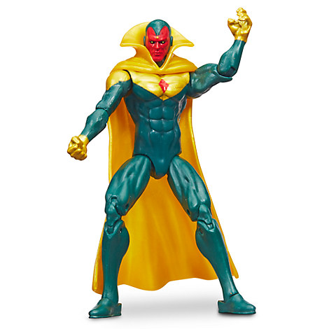 Vision - Marvel Legends Series Action Figure - 3 3/4''