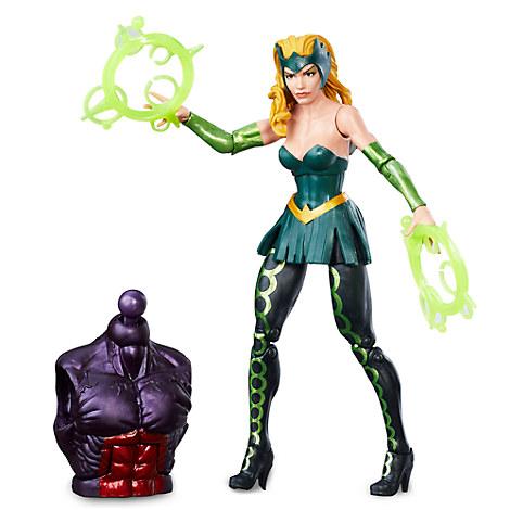 Enchantress Action Figure - Build-A-Figure Collection - 6''
