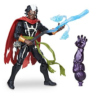 Disney Store Brother Voodoo Action Figure  -  Build - a - figure Collection
