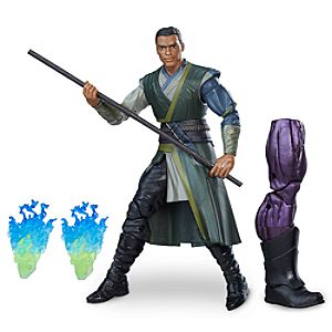 Disney Store Karl Mordo Action Figure  -  Build - a - figure Collection  -