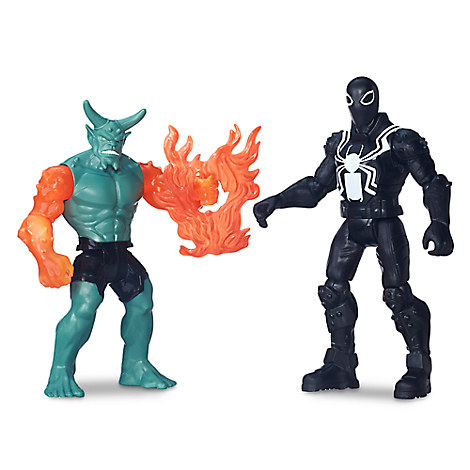 Agent Venom vs. Green Goblin Action Figure Set - Ultimate Spider-Man vs. The Sinister Six - 6''