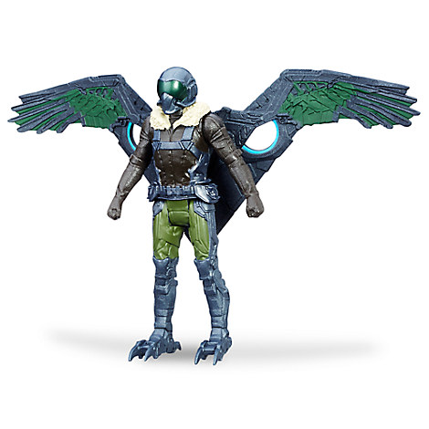 Marvel's Vulture Action Figure - Spider-Man: Homecoming - 6''