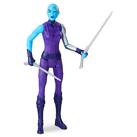 Nebula Action Figure by Hasbro - Guardians of the Galaxy - 6''