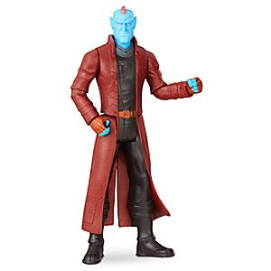 Disney Store Yondu Action Figure By Hasbro  -  Guardians Of The Galaxy  -