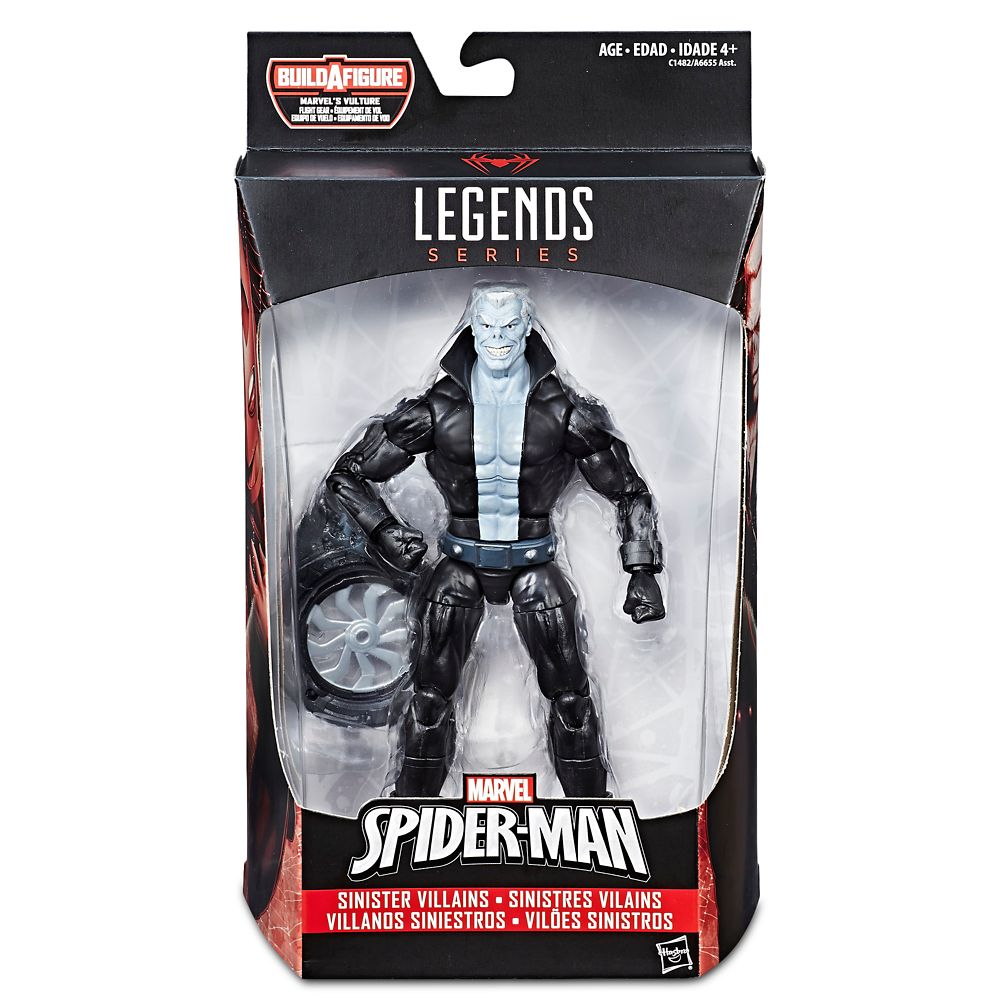 Tombstone Action Figure – Legends Build-A-Figure Collection – Spider-Man – 6''