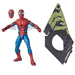 Spider-Man Action Figure - Legends Build-A-Figure Collection - Spider-Man: Homecoming - 6'' 630509517435P