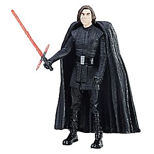 Kylo Ren Force Link Action Figure by Hasbro - Star Wars: The Last Jedi - 3 3/4'' 630509519606P