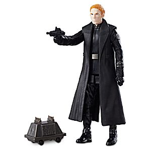 General Hux Force Link Action Figure by Hasbro - Star Wars: The Last Jedi - 3 3/4'' 630509519712P