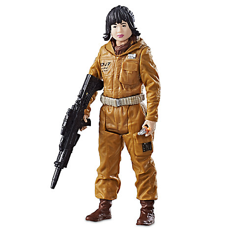 Rose Force Link Action Figure by Hasbro - Star Wars: The Last Jedi - 3 3/4''