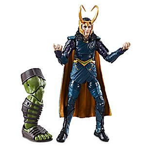 Loki 6'' Action Figure by Hasbro - Thor: Ragnarok 630509526413P