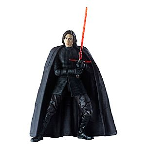 Kylo Ren Action Figure - Star Wars: The Last Jedi - Black Series - Hasbro 630509532230P
