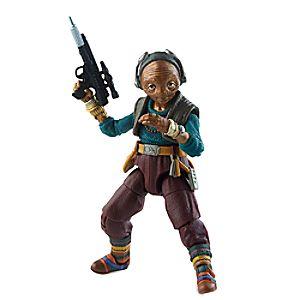 Maz Kanata Action Figure - Star Wars: The Last Jedi - Black Series - Hasbro 630509588510P