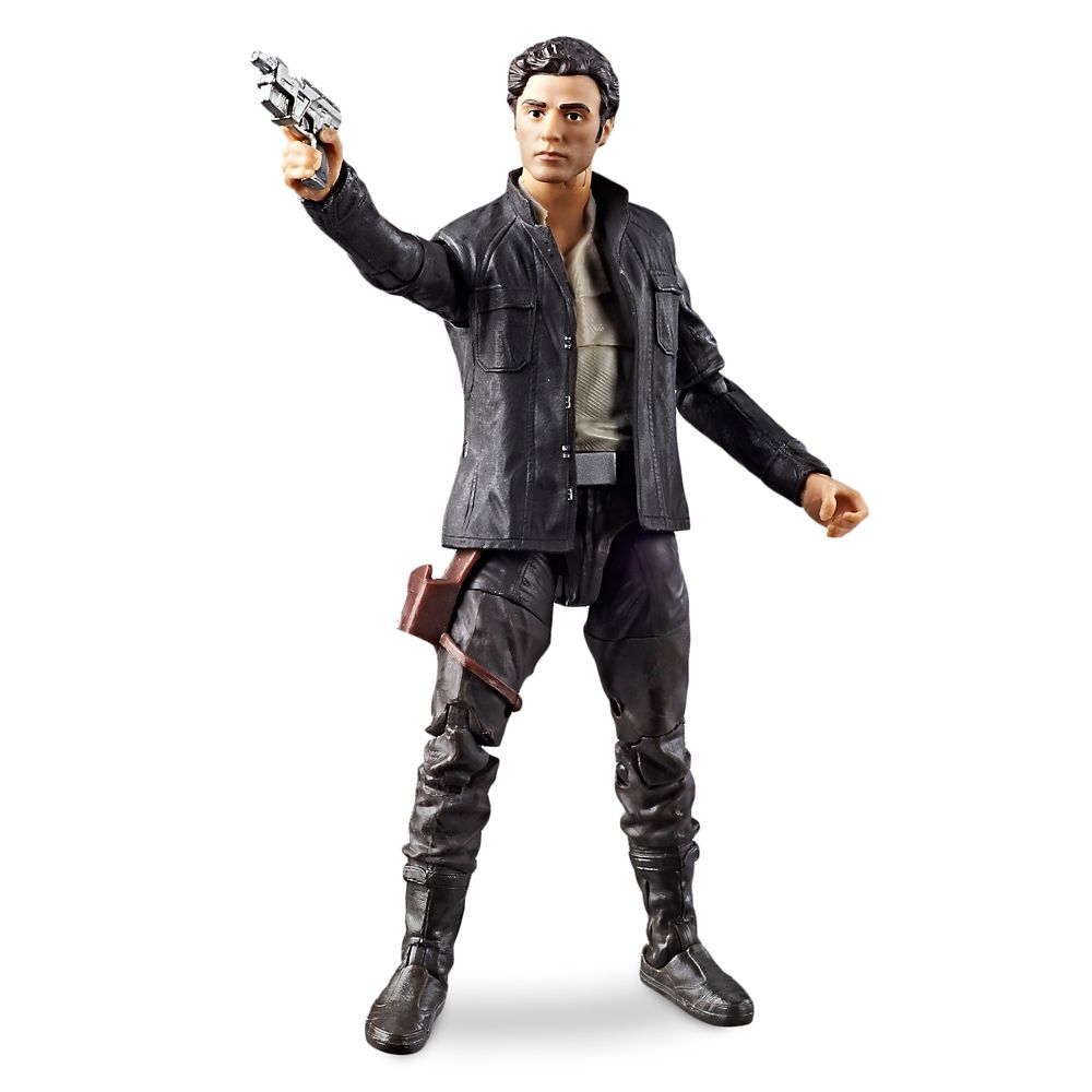 Captain Poe Dameron – Star Wars: The Last Jedi – Black Series – Hasbro