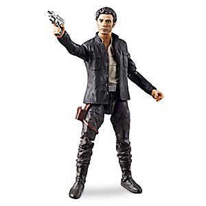 Captain Poe Dameron - Star Wars: The Last Jedi - Black Series – Hasbro 630509588558P