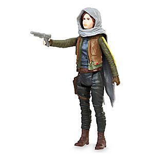 Jyn Erso Force Link Action Figure - Rogue One: A Star Wars Story - Hasbro 630509596355P