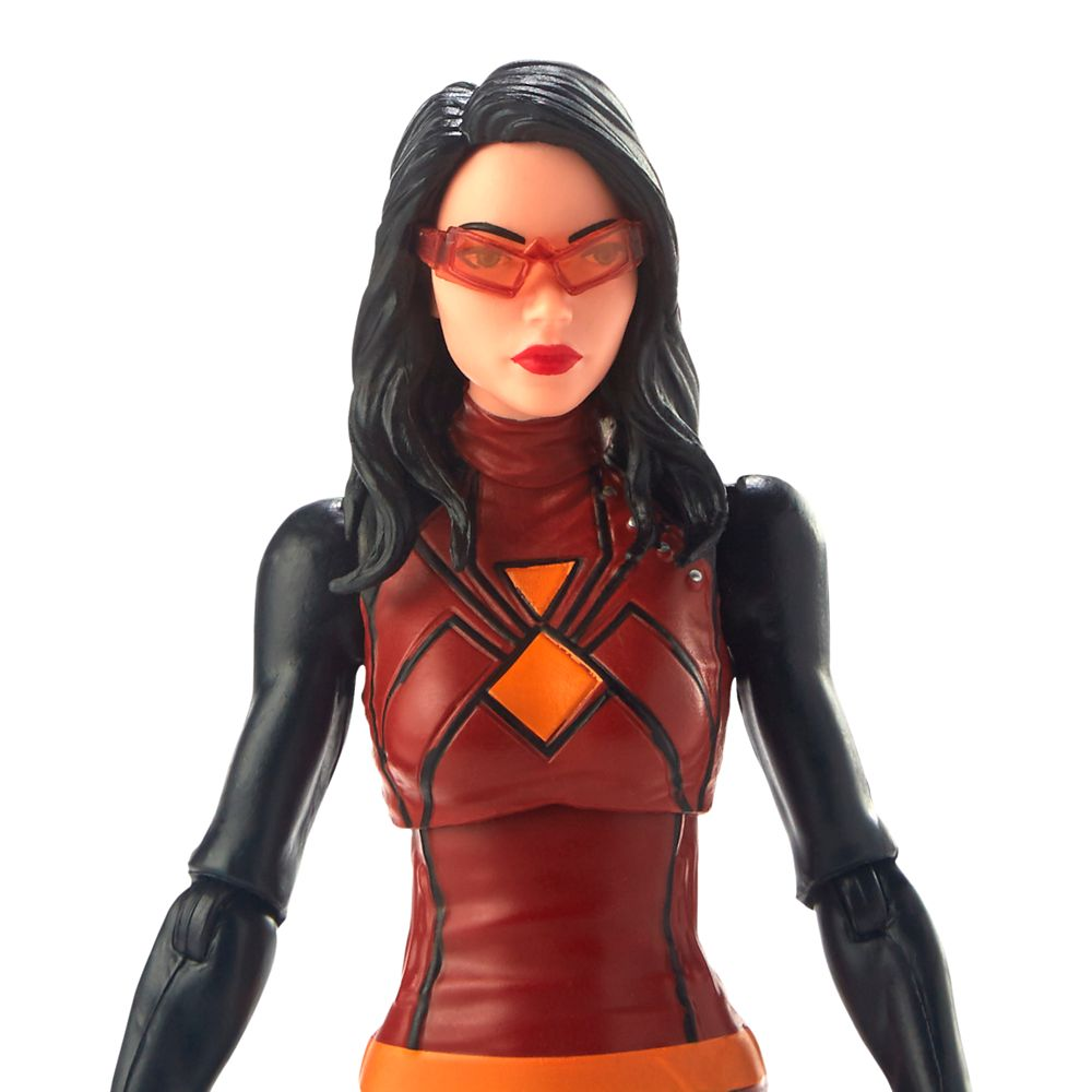Spider-Woman Action Figure – Legends Build-A-Figure Collection – 6''