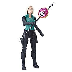 Black Widow Action Figure with Infinity Stone - Marvel's Avengers: Infinity War 630509622511P