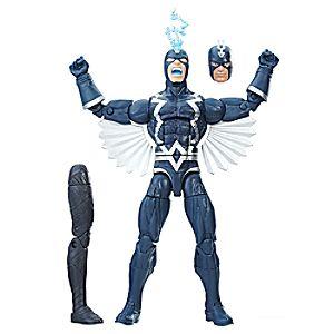 Black Bolt Action Figure - Black Panther Legends Series 630509628377P