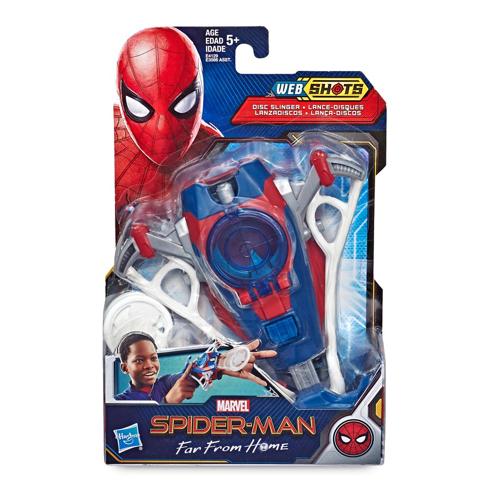 Spider-Man: Far from Home Web Shots Disc Slinger