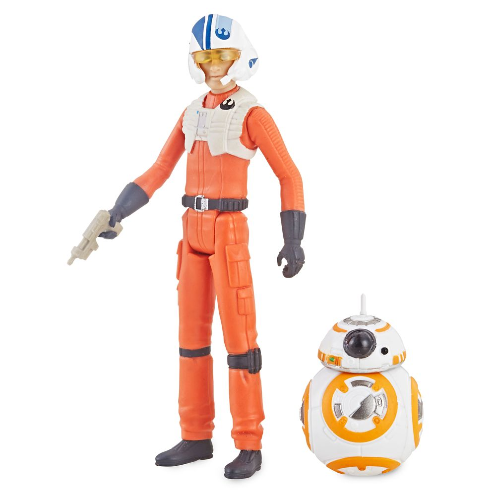 Poe Dameron and BB-8 Action Figure Set – Star Wars: Resistance