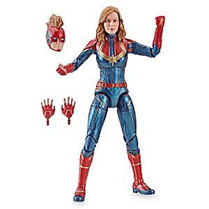 Captain Marvel Action Figure - Legends Series - Captain Marvel