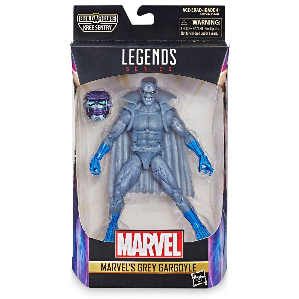Grey Gargoyle Action Figure – Legends Series – Marvel