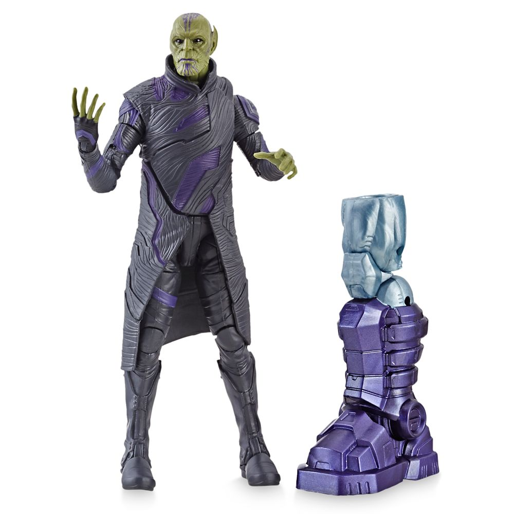 Talos Action Figure – Legends Series – Marvel's Captain Marvel