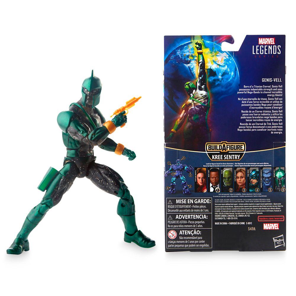 Genis-Vell Action Figure – Legends Series – Marvel