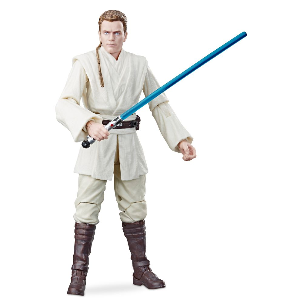 Obi-Wan Kenobi Action Figure – Star Wars: The Phantom Menace – Black Series – Hasbro
