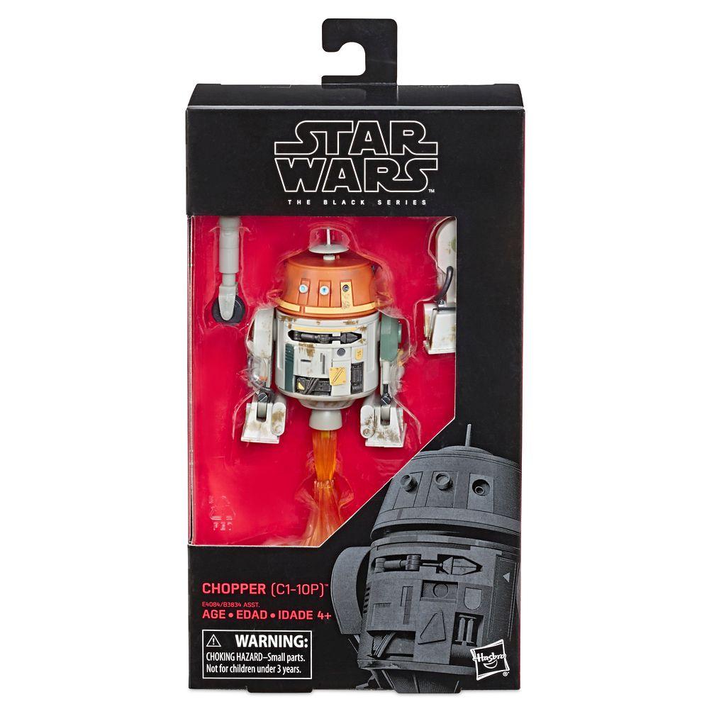 Chopper Action Figure – Star Wars: Rebels – Black Series – Hasbro