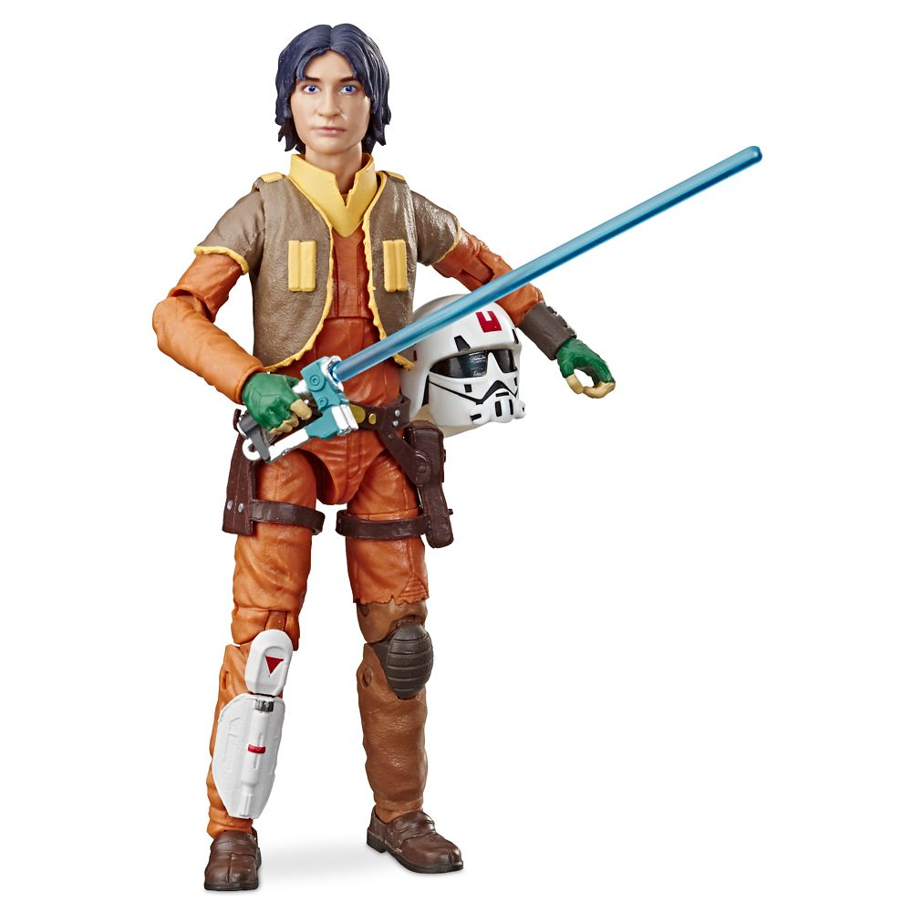 Ezra Bridger Action Figure – Star Wars: Rebels – Black Series – Hasbro