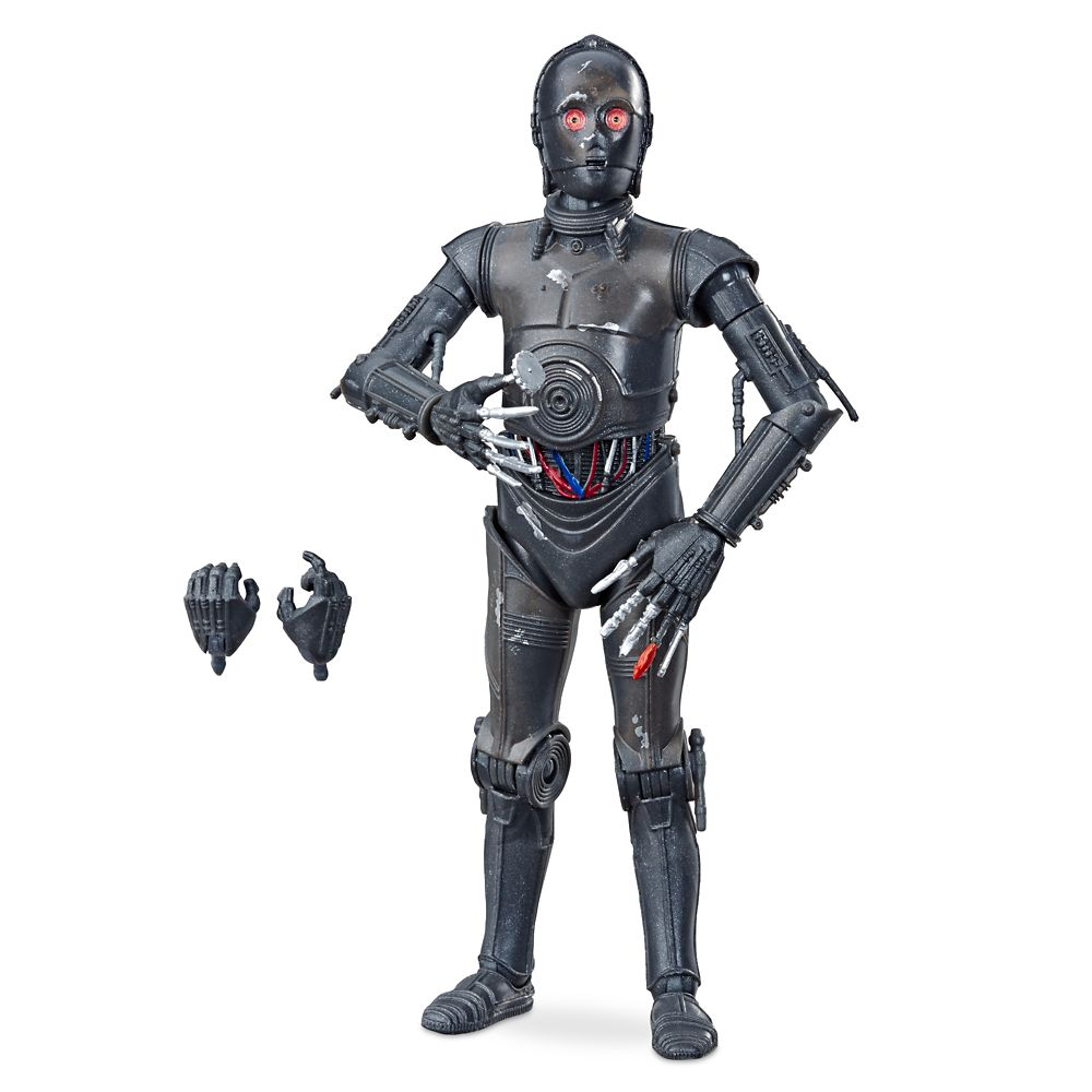 0-0-0 Droid Action Figure – Star Wars: Doctor Aphra – Black Series – Hasbro