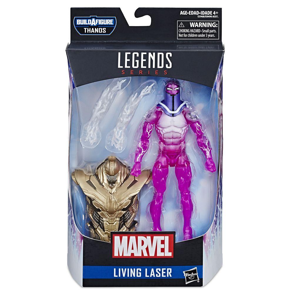 Living Laser Action Figure – Legends Series