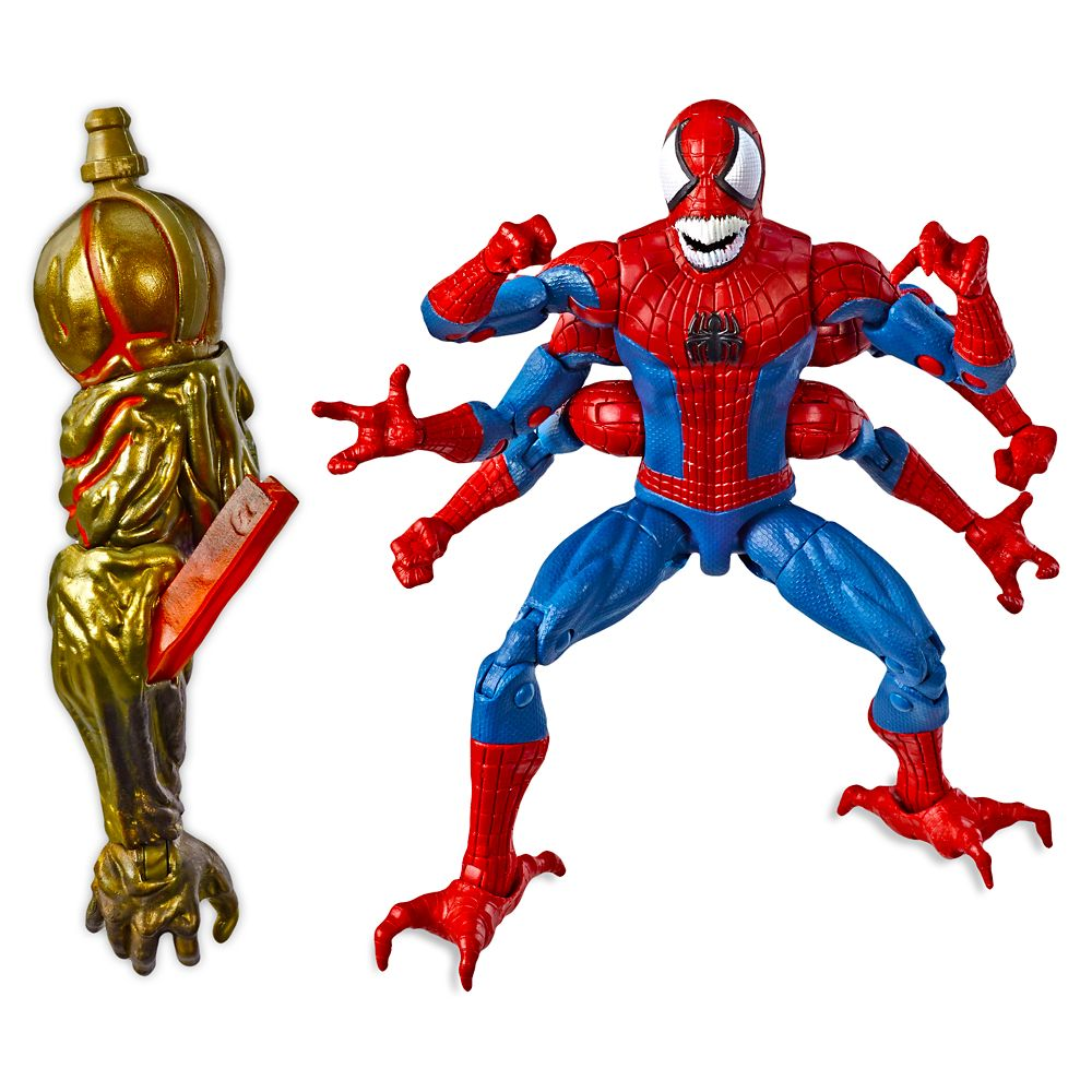 Doppelganger Spider-Man Action Figure – Spider-Man Legends Series