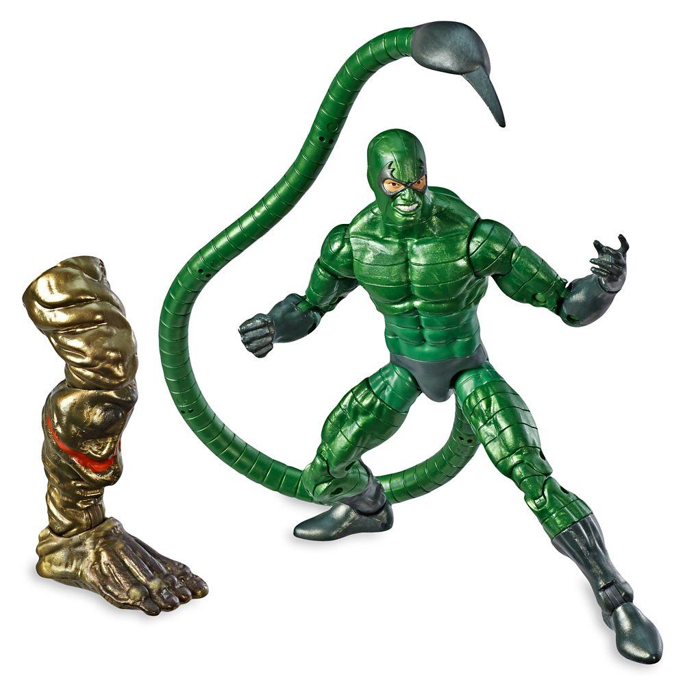Scorpion Action Figure – Spider-Man Legends Series