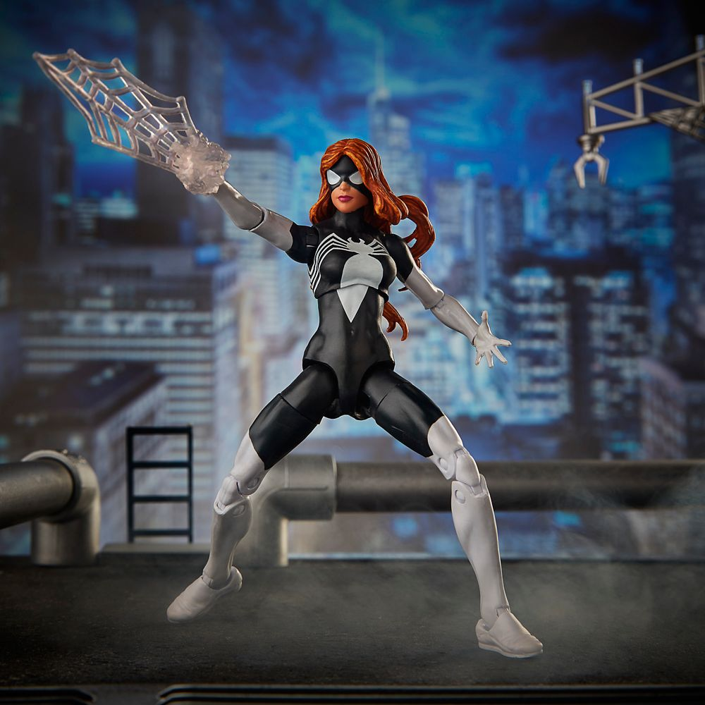 Spider-Woman Action Figure – Spider-Man Legends Series